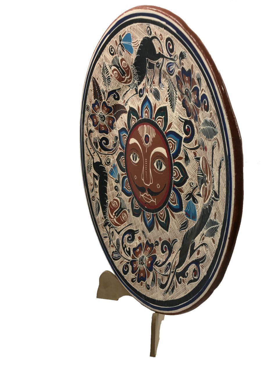 Patatillo Plate Sun & Nahuales (4)