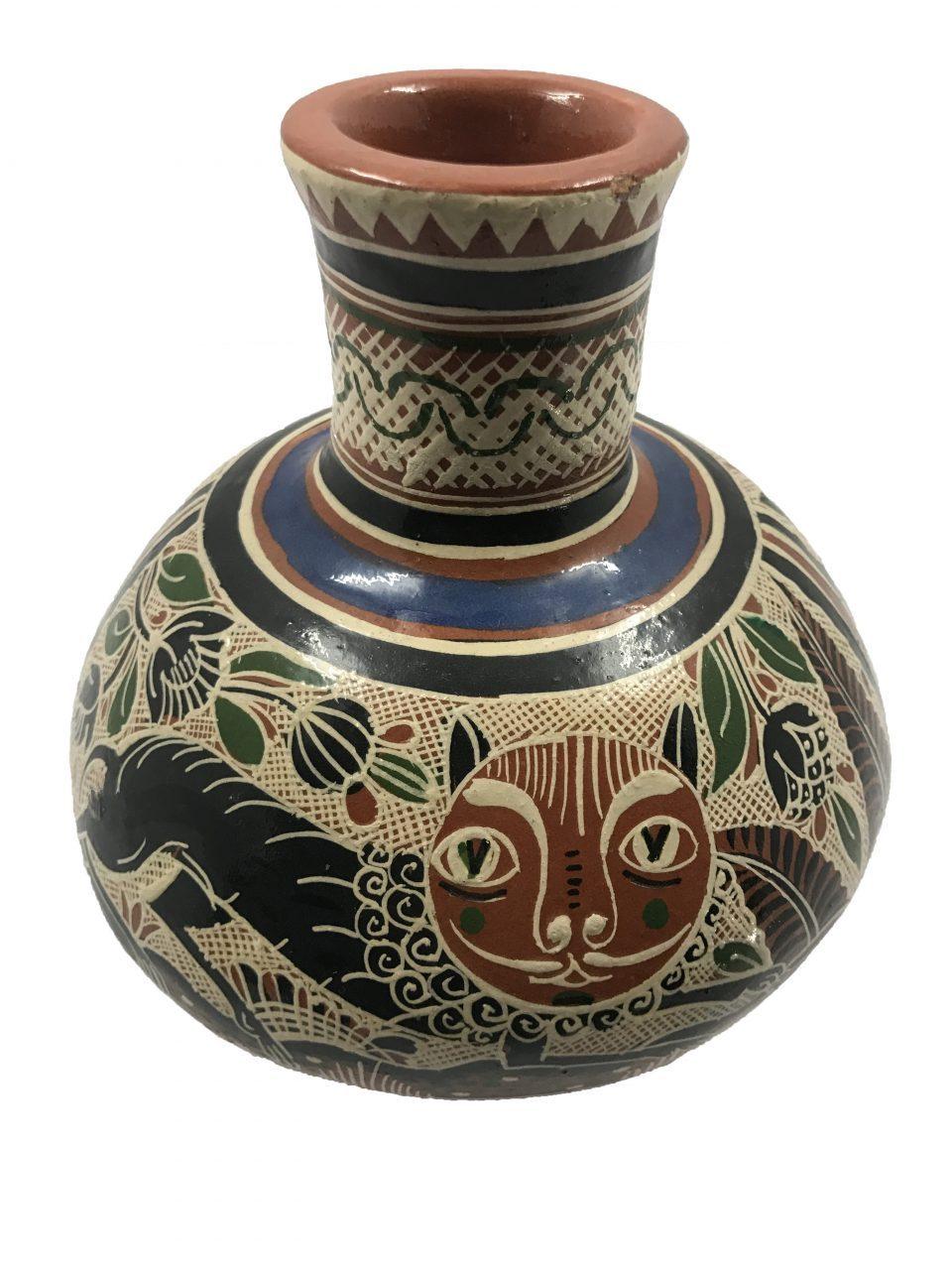 Petatillo Owls & Nahual Vase (11)