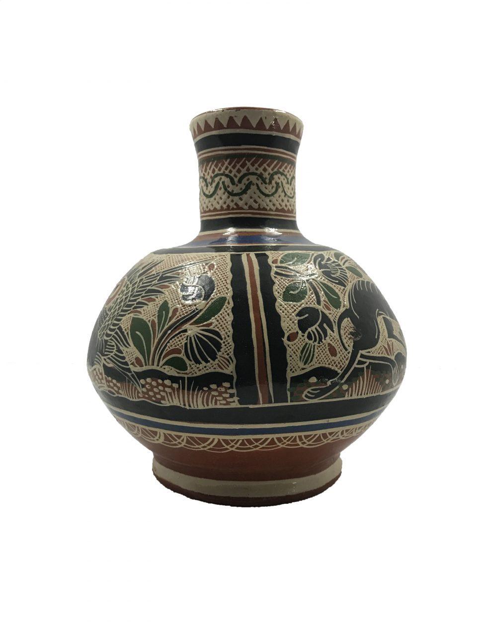 Petatillo Owls & Nahual Vase (3)