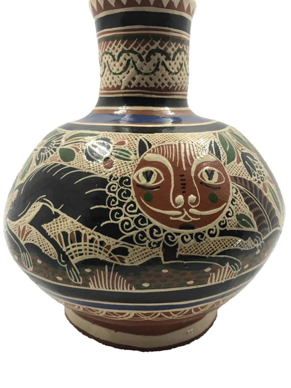 Petatillo Owls & Nahual Vase (8)