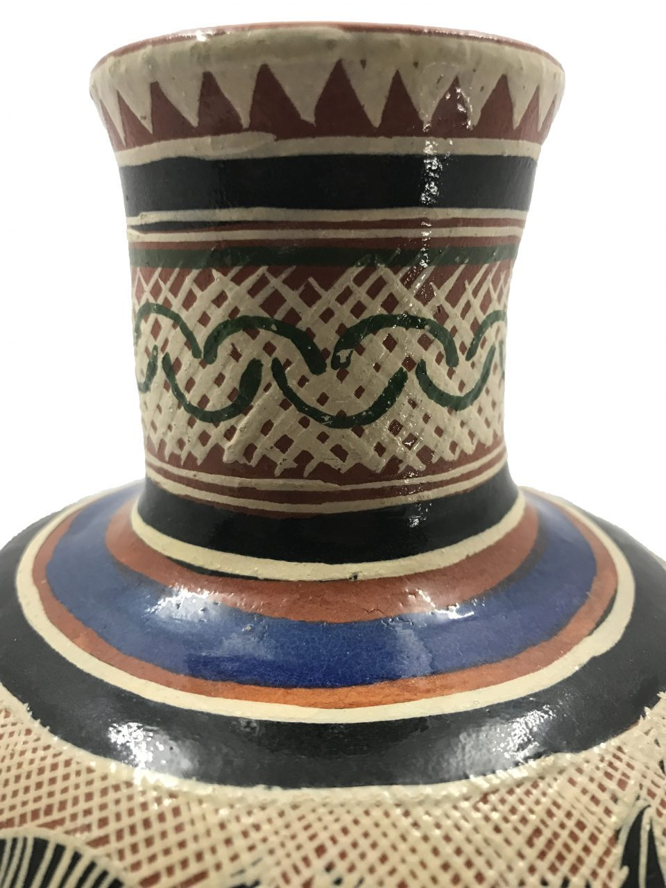 Petatillo Owls & Nahual Vase (9)
