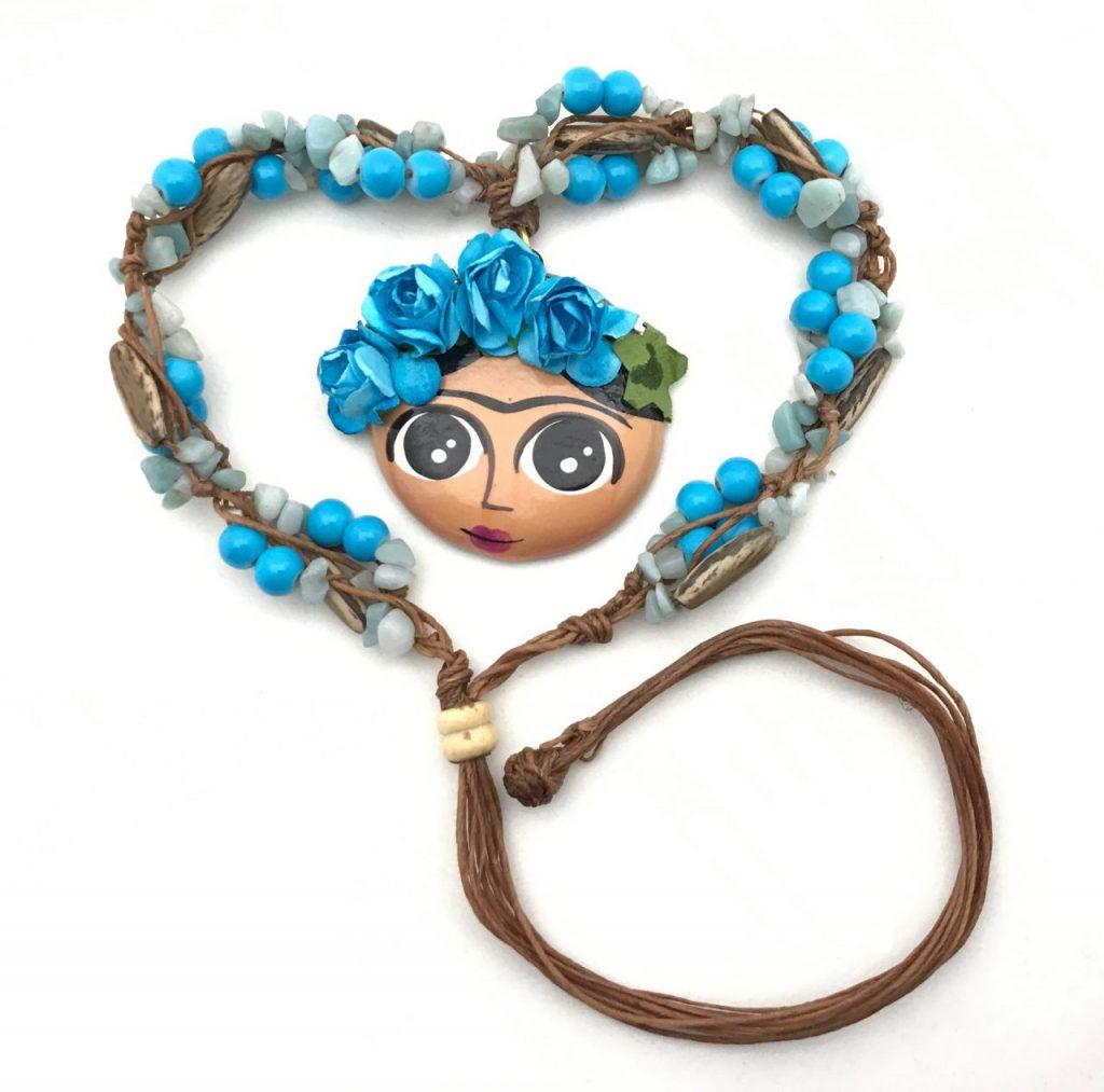 Frida Kahlo Necklace (6)