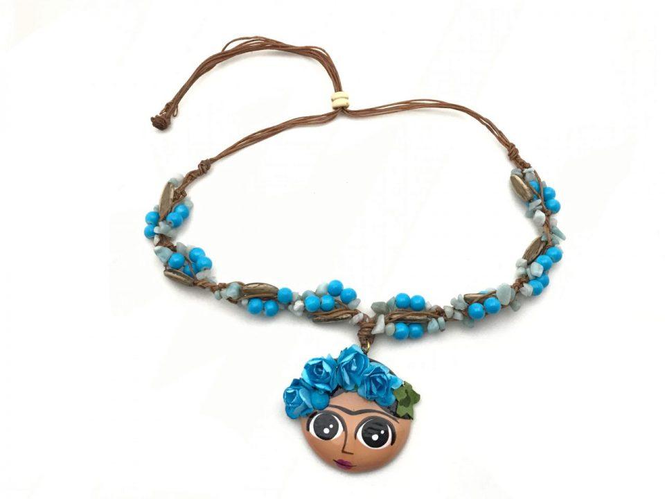 Frida Kahlo Necklace (9)