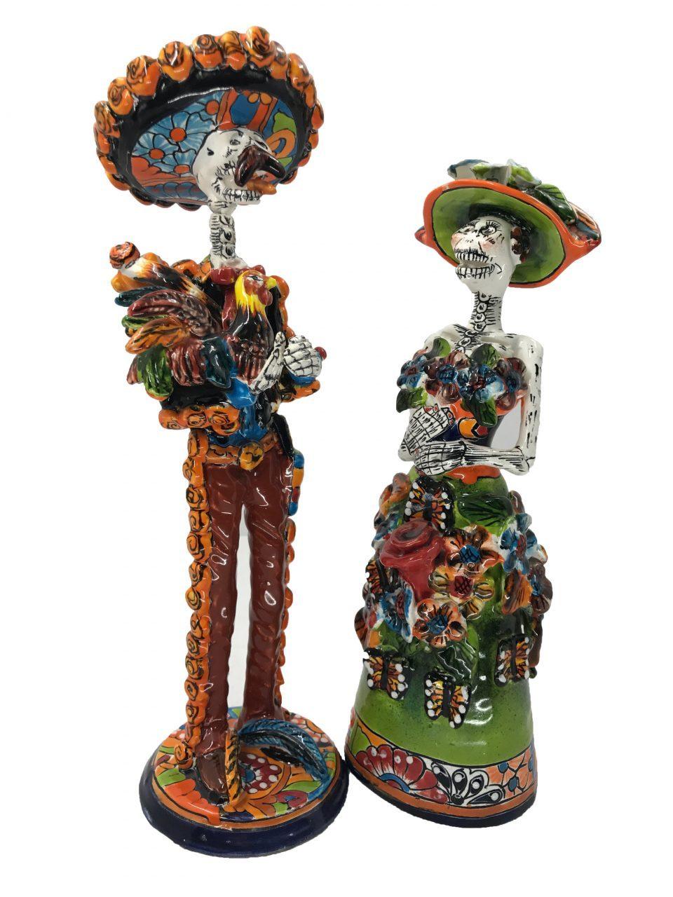 Skeleton Couple (1)