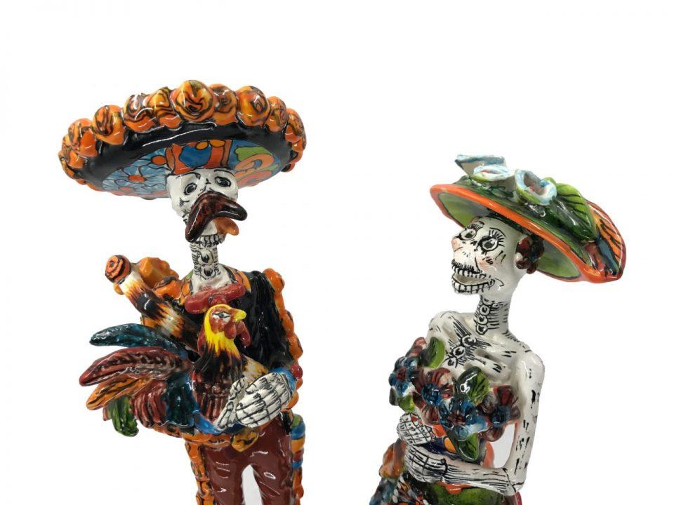 Skeleton Couple (2)