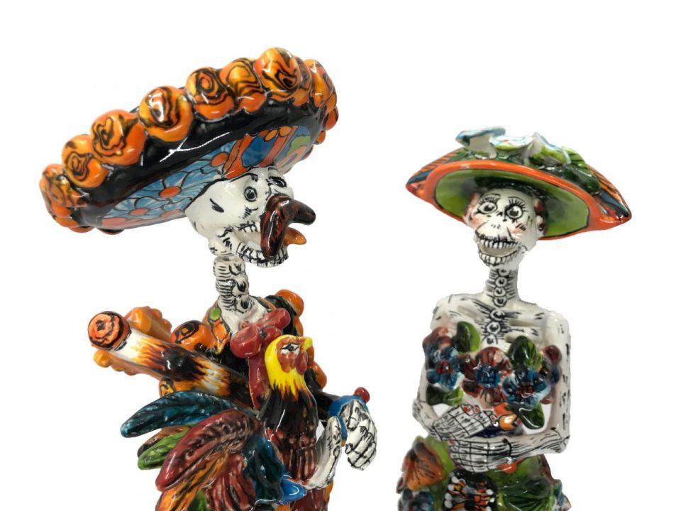 Skeleton Couple (4)