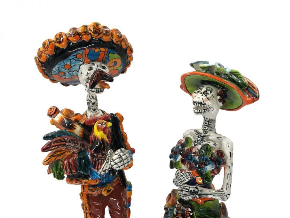Skeleton Couple (5)