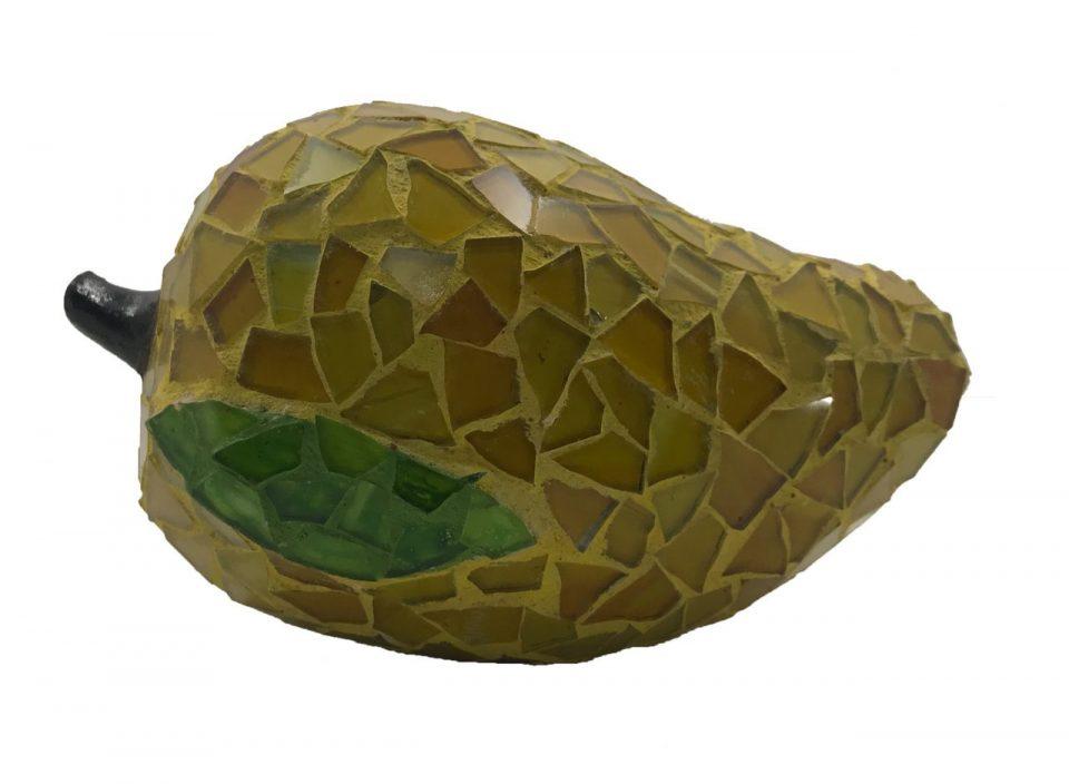 Mosaic Glass Friut Platter (9)
