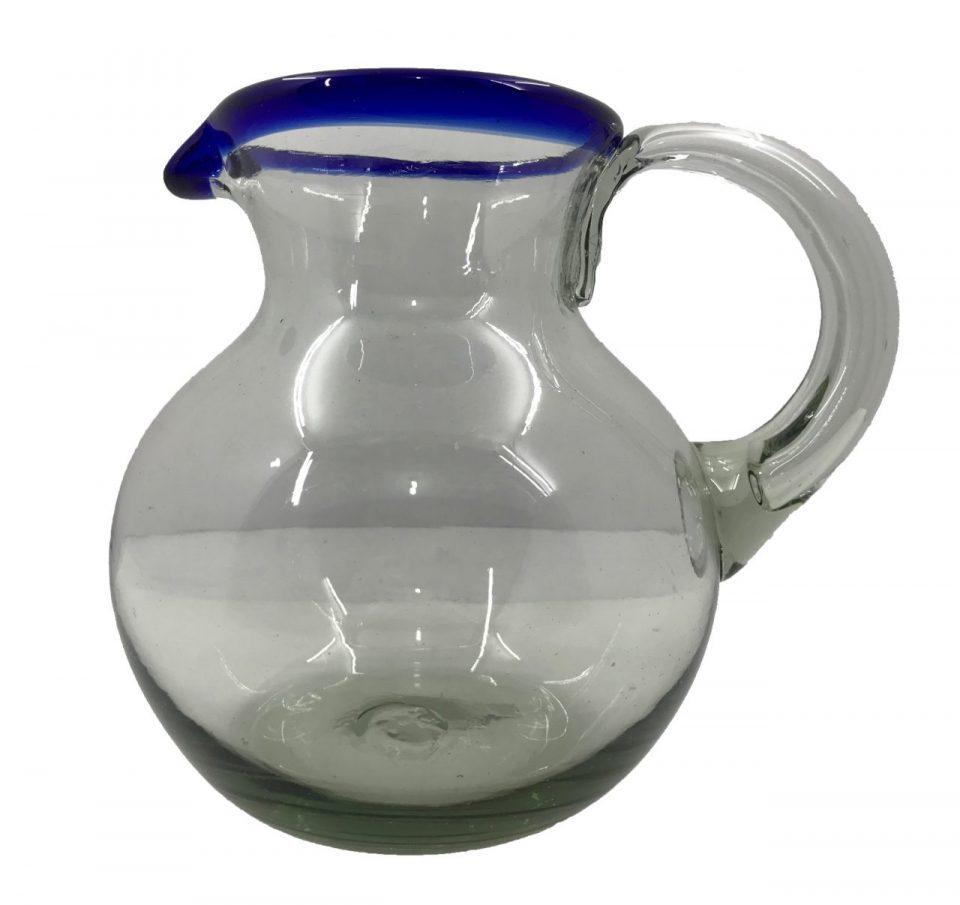 Blown Glass Margarita Pitcher I (4)