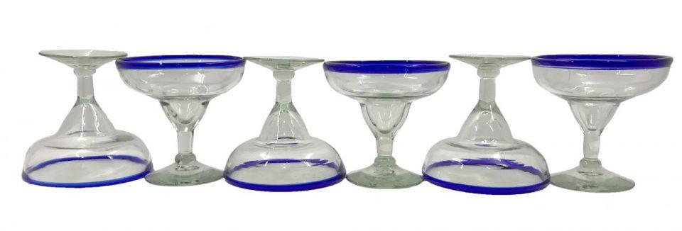 Blown Glass Margarita Pitcher I (6)