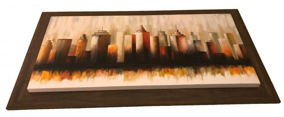 Skyline Oil Painting (4)