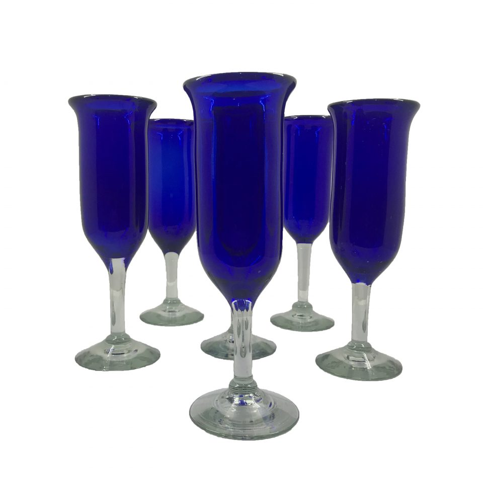 Copas Vino Espumoso (Vidrio Sopaldo) (1)