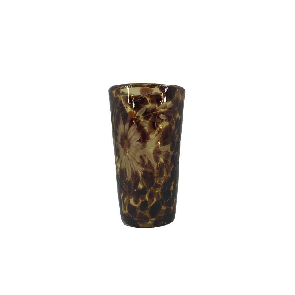 Licorera Jaguar (Vidrio Soplado) (5)