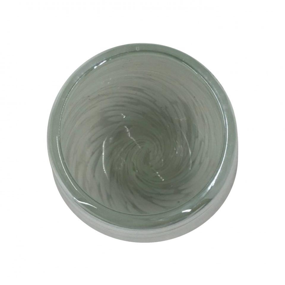 Vasos Aperlados (Vidrio Soplado) (4)