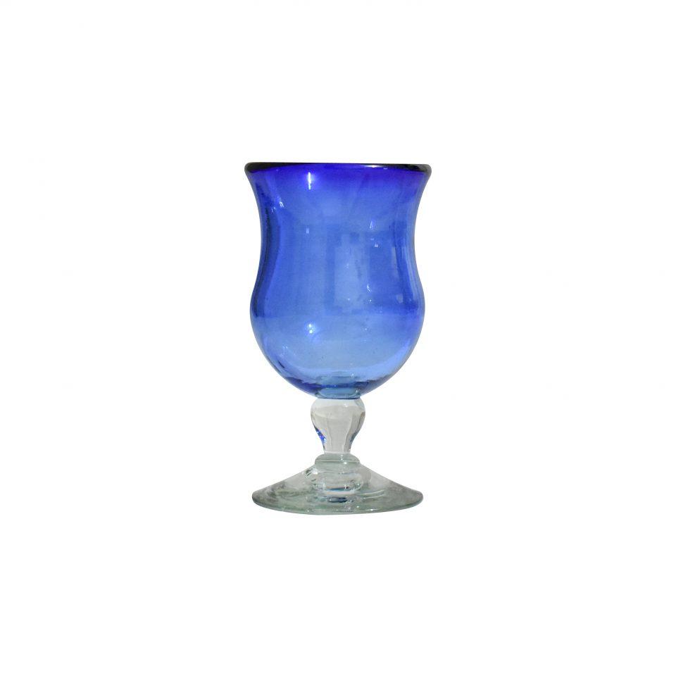 Copas Caliz Vidrio Soplado (3)
