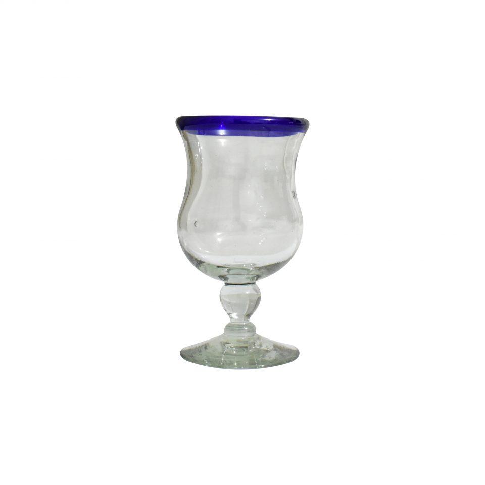 Copas Caliz Vidrio Soplado (4)