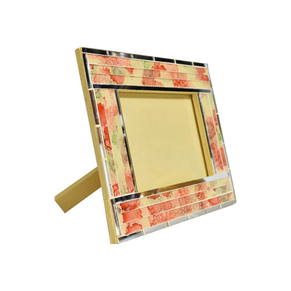 Portaretratos Vidrio Mosaico (6)